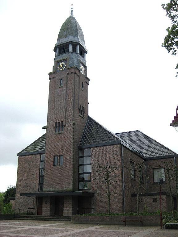 Nederlands hervormde kerk Vriezenveen